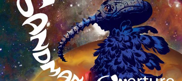 Sandman Overture © vertigocomics.com